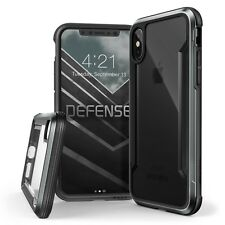 iPhone X/Xs Case, X-Doria Defense Shield Series - Military Grade Drop Tested