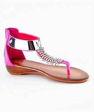 "Low 3/4"" to 1 1/2"" Women's Wedge Sandals and Flip Flops"