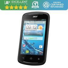 "Acer Liquid Z2 | Blanc - 4 Go - 3.5"" - Android-Verrouillé à O2-Grade Bon état"