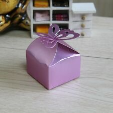 Butterfly Candy Gift Boxes Wedding Party Favor Box Butterfly Party Candy Box J