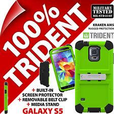 Trident Kraken Ams Protector Resistente Funda Rígida para Samsung Galaxy S5