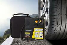 Air Tyre Inflator Compressor Travel Pump Flat Tyre Fix Inflate Psi Bar