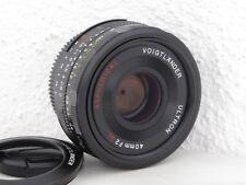 Voigtländer Ultron 40 mm/ 2,0 SL asph. Lente Nikon