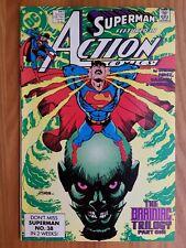 "DC Comics SUPERMAN NOV 1989 No. 647 ""The Brainiac Trilogy"" Part 1 26 pgs"