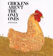 Children's Book Chickens Aren't the Only Ones Softcover by Ruth Heller
