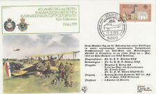 (07491) Germany RAF Cover FF1-B 60 years Airmail Cologne Koln 1 March 1979