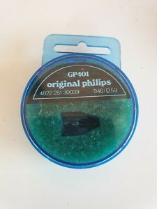 Genuine Philips GP 412 SE Special Nude eliptical Stylus for top class cartridge