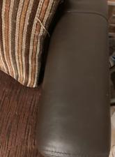Sofa used 2 Seater Leather