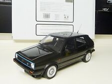 1:18 Otto VW Golf 2 GTI G60 16V Limited  Edition Otto Mobile OT124 NEU NEW