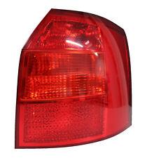 C016 Rückleuchten Folie Set RED passend für Audi A4 B6 Avant 8e Aufkleber S Line