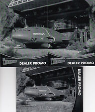 Thunderbirds Series 2 Premier Cards Exclusive Proof Promo Card Set PC1 - PC3