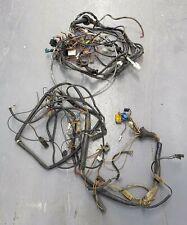 VW Golf mk1 GTI ENGINE WIRING HARNESS PLUGS TINTOP Convertible