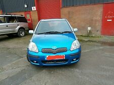 Toyota yaris 1.3 2003-2005 auto breaking for spares