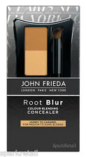 John Frieda ROOT BLUR Colour Blending Concealer HONEY TO CARAMEL Med-Dark Blonde