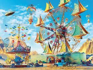 Ravensburger - Carnival Of Dreams 1500pc - Jigsaw Puzzle