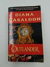 OUTLANDER  DIANA GABALDON DELL PAPERBACK CLASSIC COVER