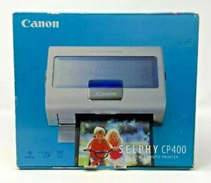 Canon Digital Photo Thermal Printer C400  SELPHY