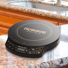 NuWave Pic Gold 1500W Portable Induction Cooktop Countertop Burner Model 30211Bq