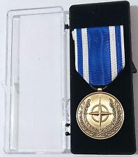 Médaille Medal OTAN / NATO  MACÉDOINE / MACEDONIA   ERYM