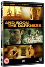 Matias Paz Conde, Amber Heard-And Soon the Darkness  (UK IMPORT)  DVD NEW