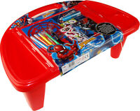 Marvel Spiderman Table / Lap Activity Travel Tray - Great for Car Trips Holidays