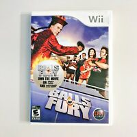 Balls of Fury Wii Video Game Ping Pong Playa