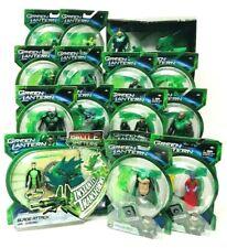 Mattel Green Lantern The Movie HUGE Action Figures & Sets Brand New Bundle