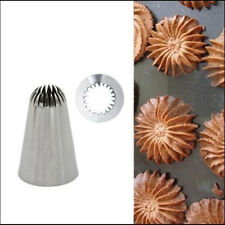 1Pcs Flower Sphere Shape Icing Piping Nozzles Cake Decoration Tips Pastry Tools