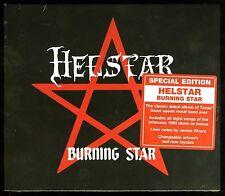 Helstar Burning Star Special Edition CD new Century Media – 9962202