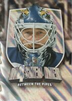 2011-12 Between The Pipes Masked Men IV Silver #MM-05 Ed Belfour
