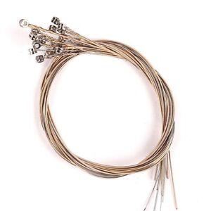 1X(16 Pezzi / Set Corde per Arpa Lira Set per Corde per Archi Lira 16 Corde D8L2