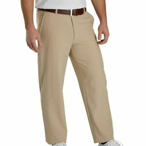 FootJoy Men's Golf Performance Pant 24102 Khaki Moisture Wicking NWT 40x32