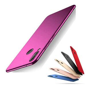 For Samsung Galaxy A20 A30 A50 A70 A51 A71 Slim Case Thin Hard PC Bump Cover