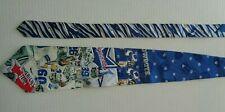 NFL Team Dallas Cowboys & Cheerleaders Sport Football Men's Dress Casual Tie