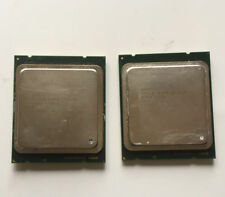 PAIR OF Intel Xeon E5-2670 2.6 GHz 8-Core Processor SR0KX Socket 2011 C2 CPU