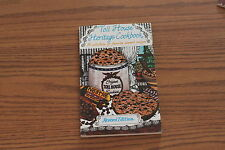 Toll House Heritage Cookbook Book Nestle Revised Edition Chocolate 1980 Dessert