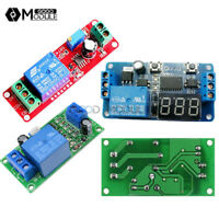 DC 12V NE555 Delay Time Relay Timer Switch LED Display Delay Relay Module Board