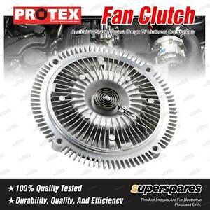1 Protex Fan Clutch for Asia Motors Rocsta 1.8L SOHC F8 JF8 93-00