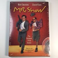 Mr. Show - The Complete Third Season (DVD, 2003, 2-Disc Set) New Free Shipping