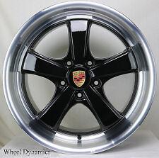 "19"" PORSCHE Fuchs Wheels rims 996 997 991 Boxster Cayman Turbo 993 Sport Classic"