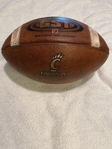 Cincinnati Bearcats Game Used Football