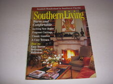 SOUTHERN LIVING Magazine, January, 1998, SOCCER BEDROOM MAKEOVER, GUMBO RECIPES!