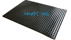 A4 size Motorcycle tank traction pad knee grip side protector sheet - Cut ur own