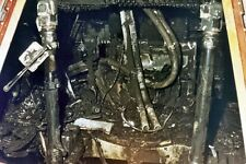 New 5x7 NASA Photo: The interior of the Command Module of Apollo 1 after Fire
