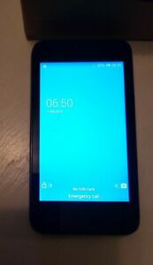 ALCATEL ONETOUCH PIXI 3 Pixi 3  - Black Smartphone