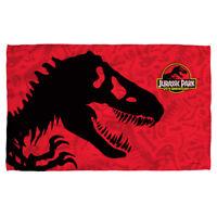 Jurassic Park Movie 25TH ANNIVERSARY Lightweight Beach Towel