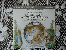 MAIL- PROMO DVD  FOR CHILDREN- BEATRIX POTTER  - PETER RABBIT & BENJAMIN BUNNY
