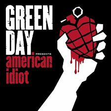 GREEN DAY AMERICAN IDIOT NEW SEALED DOUBLE LP IN STOCK SAME DAY DISPATCH