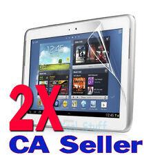 2X Clear Screen Protector Samsung Galaxy Tab 10.1 Tablet N8000 N8010