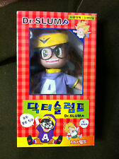 "RARE Vintage Dr. Doctor Slump Arale 11"" Figure Doll Toy Korean Model Japan Anime"